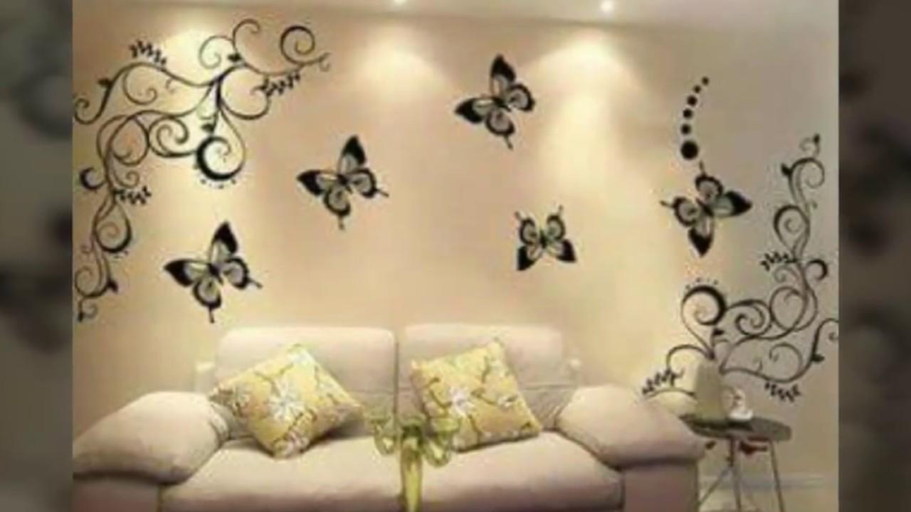 بالصور ديكورات حوائط , اشكال جديدة للجدران ستبهرك 607 1