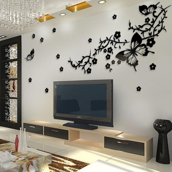 بالصور ديكورات حوائط , اشكال جديدة للجدران ستبهرك 607 10