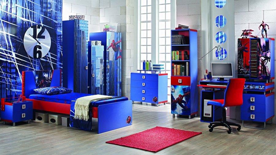 بالصور غرف اولاد , غرف بتصميمات مختلفة جدا ستبهرك لاولادك 608 4