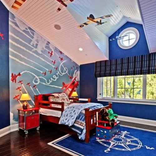 بالصور غرف اولاد , غرف بتصميمات مختلفة جدا ستبهرك لاولادك 608 5