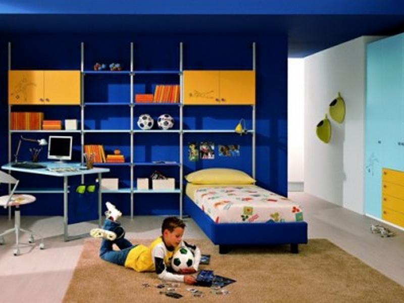 بالصور غرف اولاد , غرف بتصميمات مختلفة جدا ستبهرك لاولادك 608 6