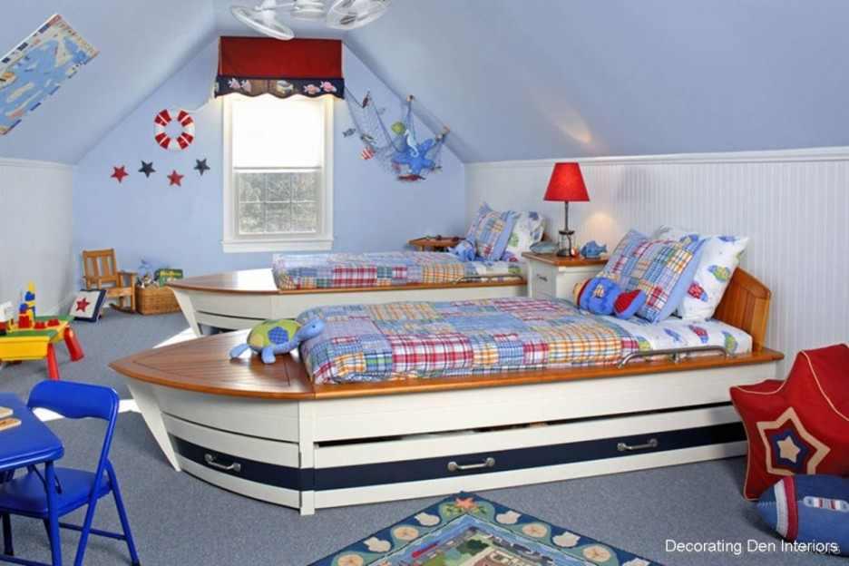 بالصور غرف اولاد , غرف بتصميمات مختلفة جدا ستبهرك لاولادك 608 7