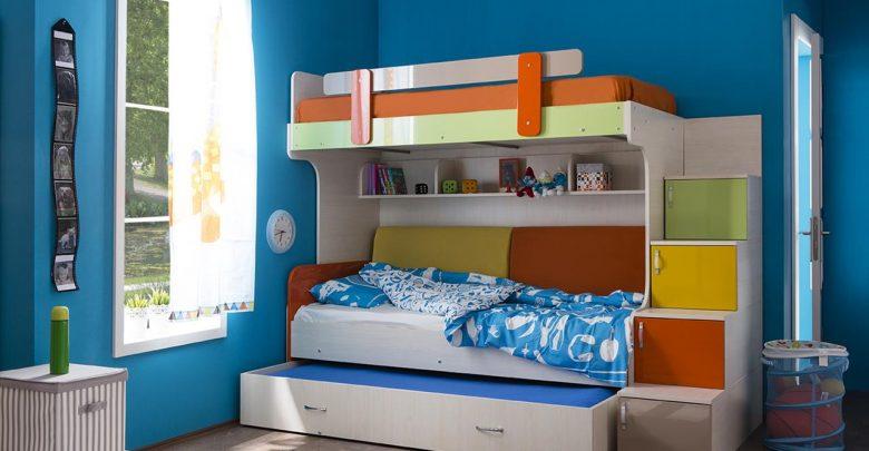 بالصور غرف اولاد , غرف بتصميمات مختلفة جدا ستبهرك لاولادك 608 8