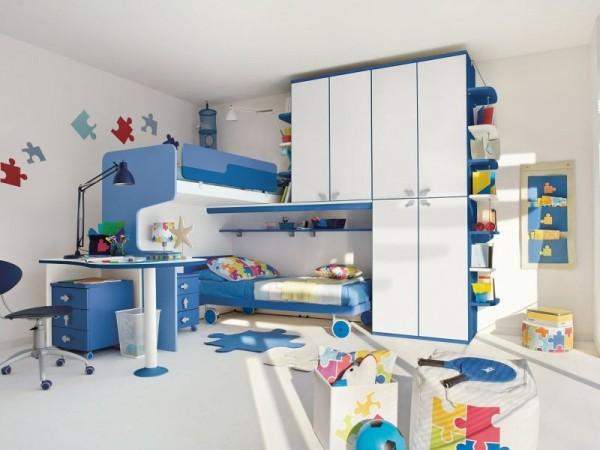 بالصور غرف اولاد , غرف بتصميمات مختلفة جدا ستبهرك لاولادك 608 9