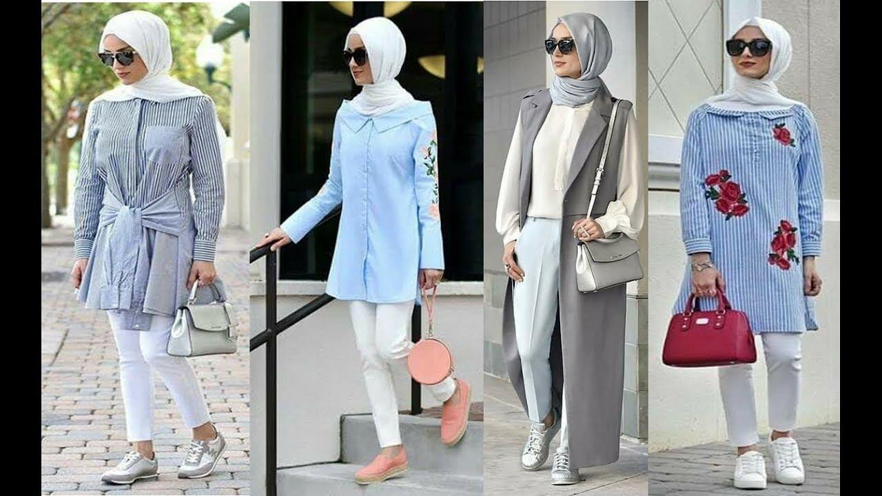 بالصور ملابس محجبات تركية , اجمل ما نقل من تركيا للمحجبات 614 2