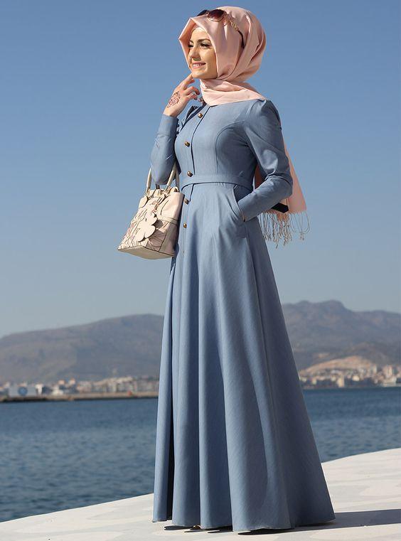 بالصور ملابس محجبات تركية , اجمل ما نقل من تركيا للمحجبات 614 4