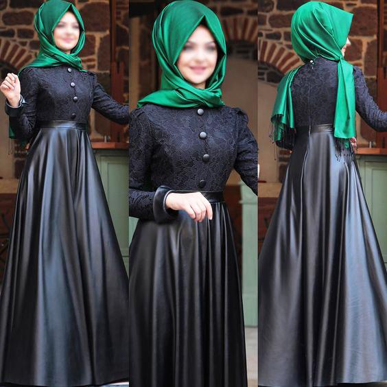 بالصور ملابس محجبات تركية , اجمل ما نقل من تركيا للمحجبات 614 5