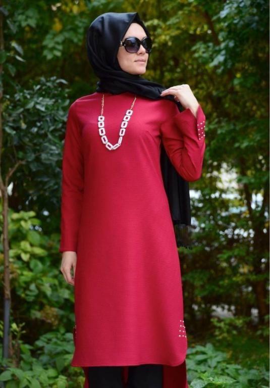 بالصور ملابس محجبات تركية , اجمل ما نقل من تركيا للمحجبات 614 7