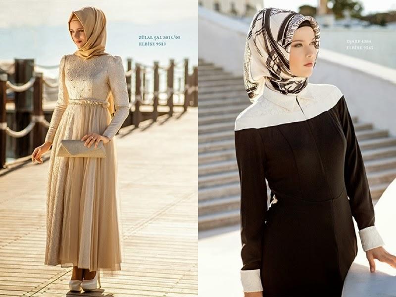 بالصور ملابس محجبات تركية , اجمل ما نقل من تركيا للمحجبات 614 9