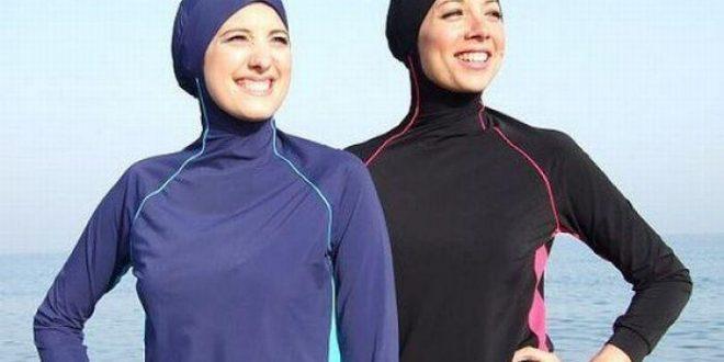 صورة مايوه اسلامي , افضل ملابس للمصيف للمحجبات
