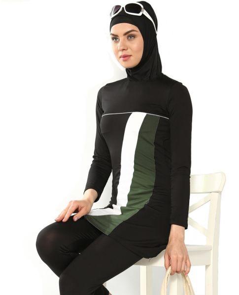 بالصور مايوه اسلامي , افضل ملابس للمصيف للمحجبات 180 7