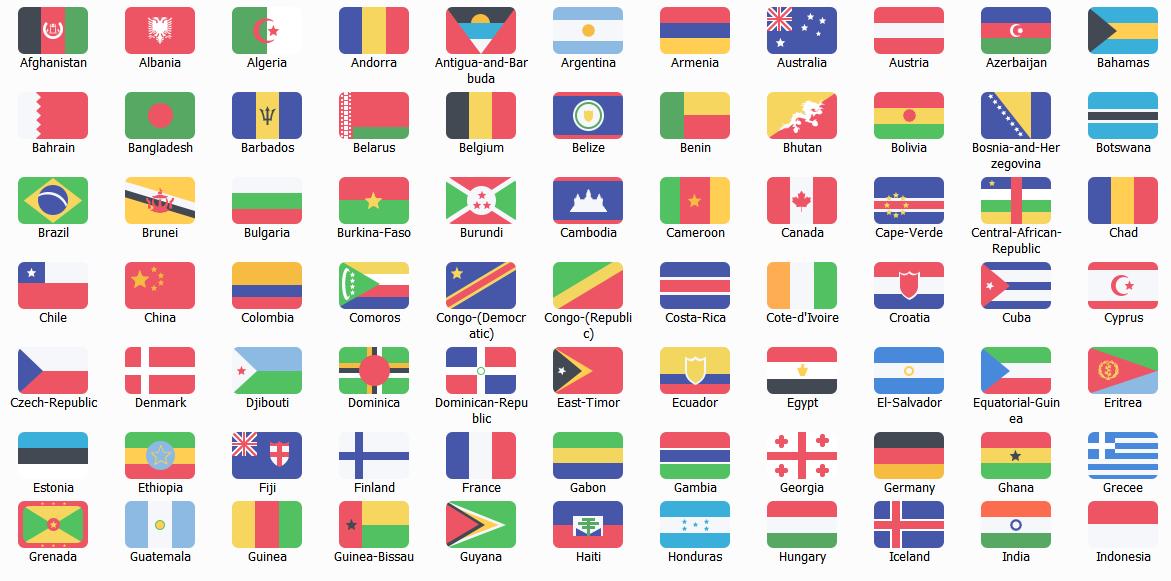 بالصور رموز الدول , امور اول مرة ستعرفها عن الدول 206