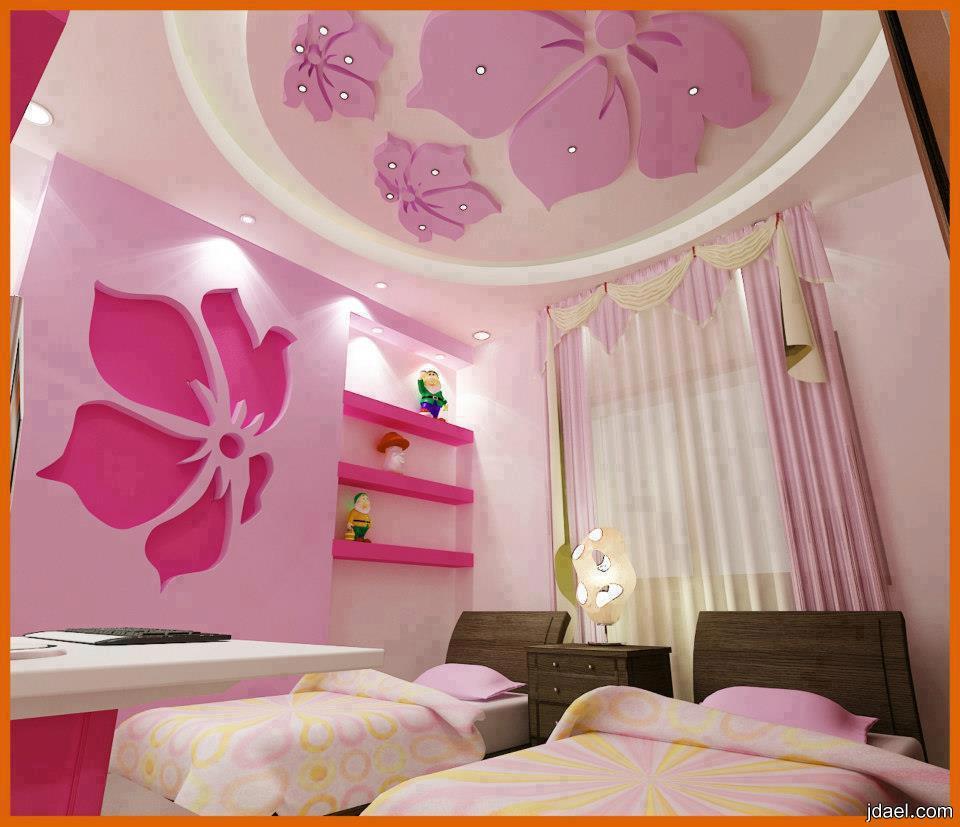 بالصور ديكورات جبس غرف نوم , ديكور غرفة نوم يجنن 534 7