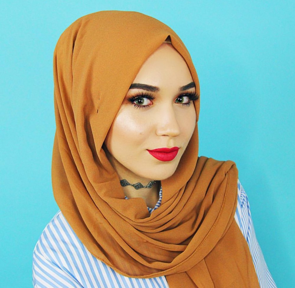 صوره صور لفات حجاب , لفات حجاب جننت البنات من جمالها