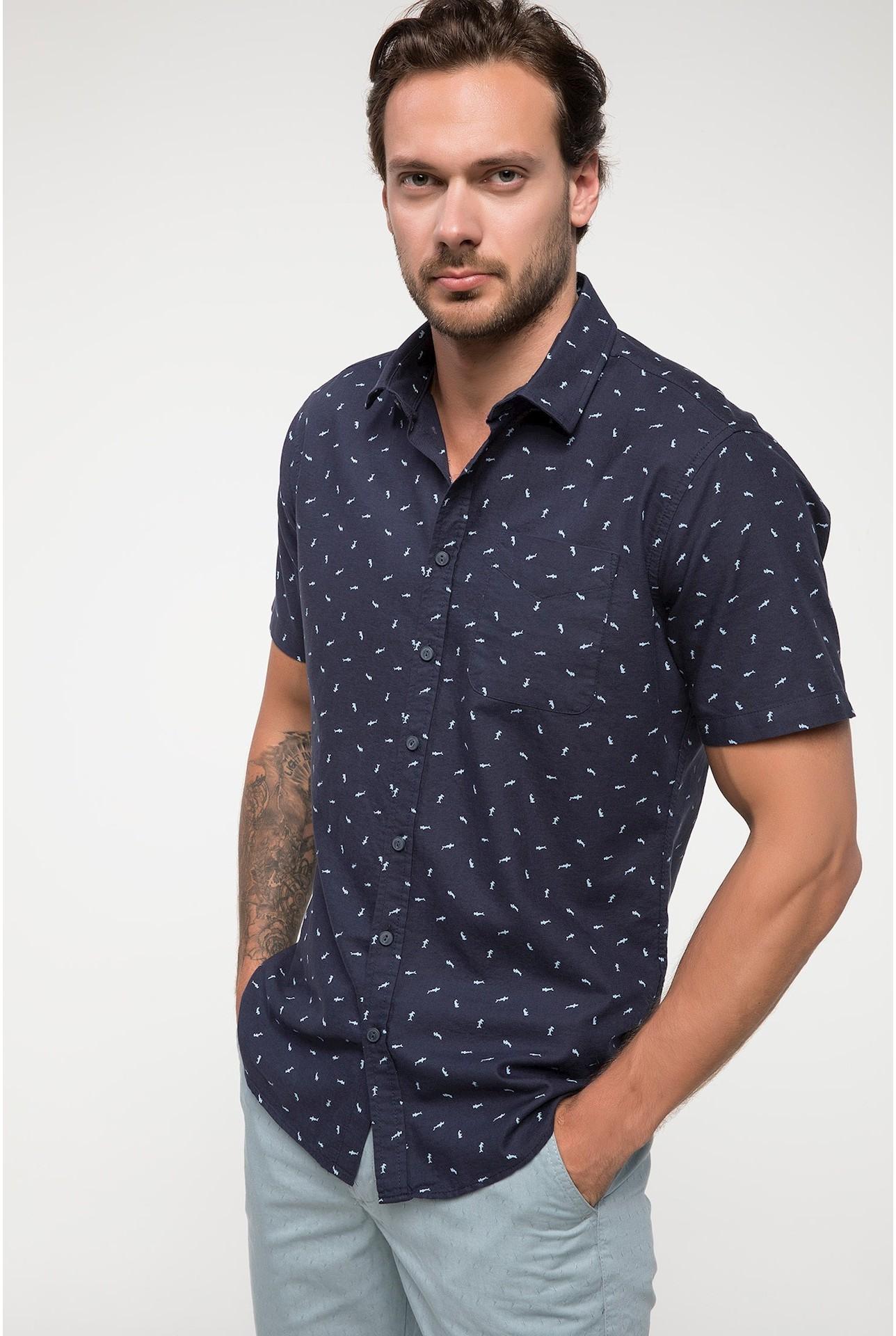 صورة قميص رجالي , اسرار اناقة الرجال