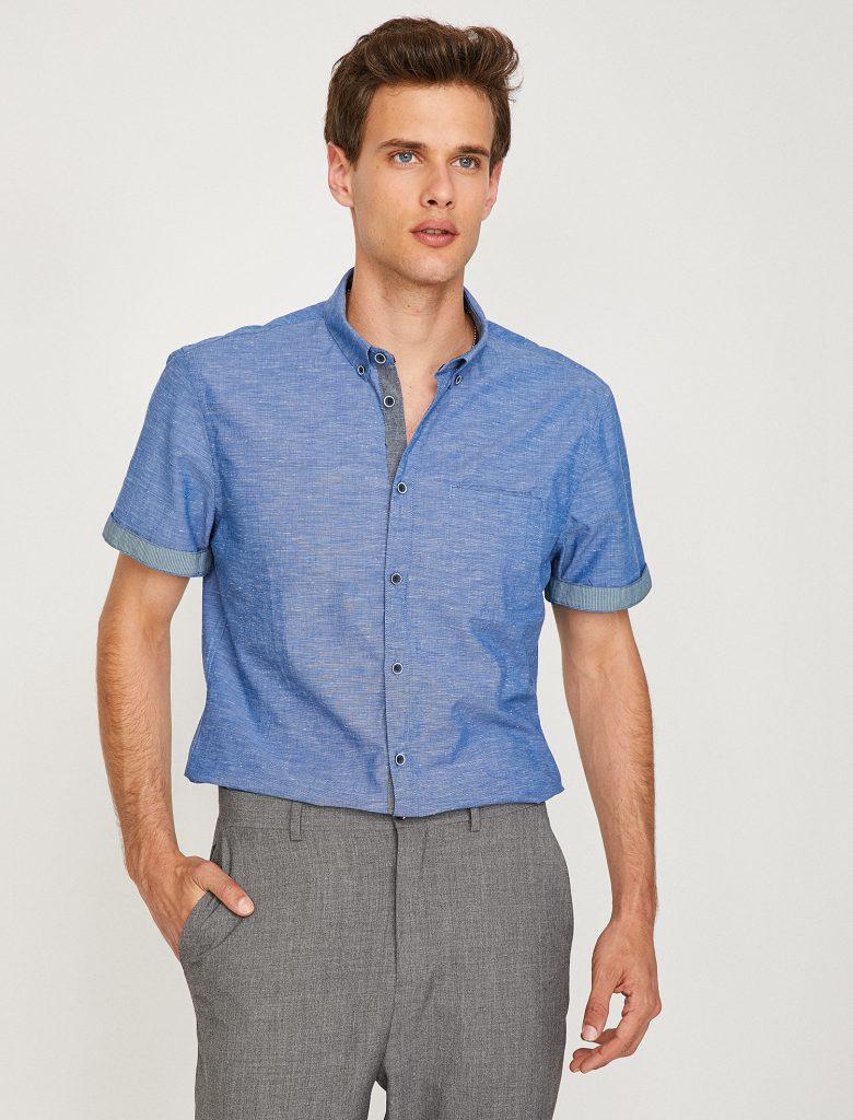 بالصور قميص رجالي , اسرار اناقة الرجال 594 7