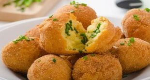 صورة طريقة عمل كرات البطاطس , احلى طريقه لكرات بطاطس