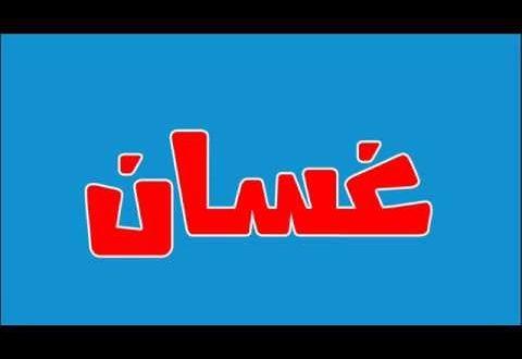 صور معنى اسم غسان , معانى الاسماء