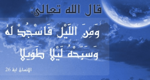 بالصور صلاة التهجد في رمضان , ما اجمل الصلاه في رمضان 5108 1 310x165