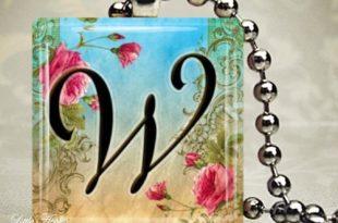 صورة صور حرف w , حرف مكتوب بشكل جميل