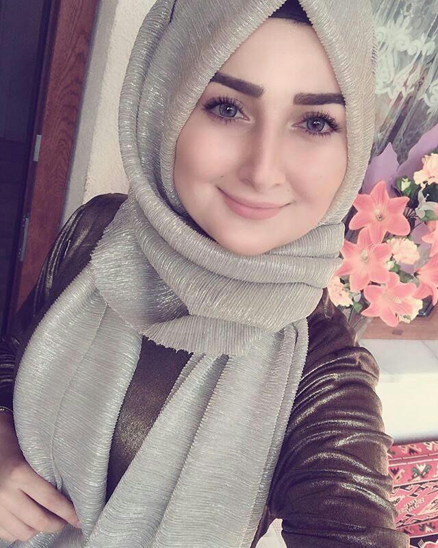 صورة اجمل بنات محجبات بدون مكياج , خير الميكياج ما قل ودل