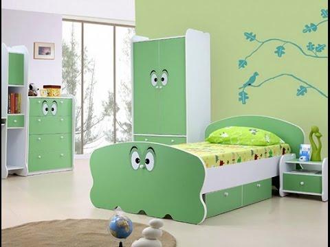 صورة احدث غرف نوم اطفال , غرف للصغار الوان طفولية