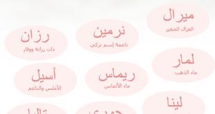 صورة اسماء بنات جديده وحلوه وخفيفه , اسامي مواليد بنوتات