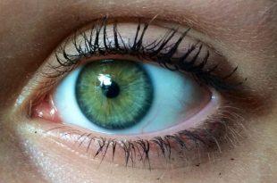 صورة صور عيون خضر , عيون ملونة جميلة