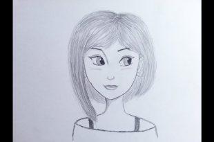 صورة كيف تتعلم الرسم , عايزة اعرف ارسم