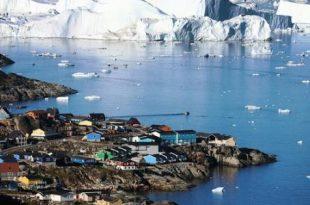 صورة اكبر جزيرة في العالم قبل اكتشاف استراليا , معلومات عن جزيرة جرينلاند