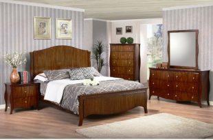 صورة غرف نوم خشب , غرف خشبية للعرايس