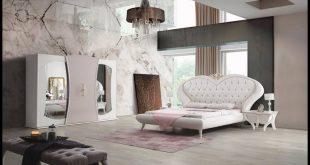 صورة غرف نوم للعرسان 2019 , اجعلي غرفة نومك قصر