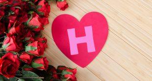 خلفيات حرف h